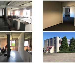Mechelen: warehouse with offices