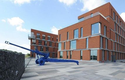 Port of Antwerp: new offices to let