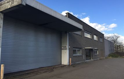 TO LET: Warehouse in the port of Antwerp